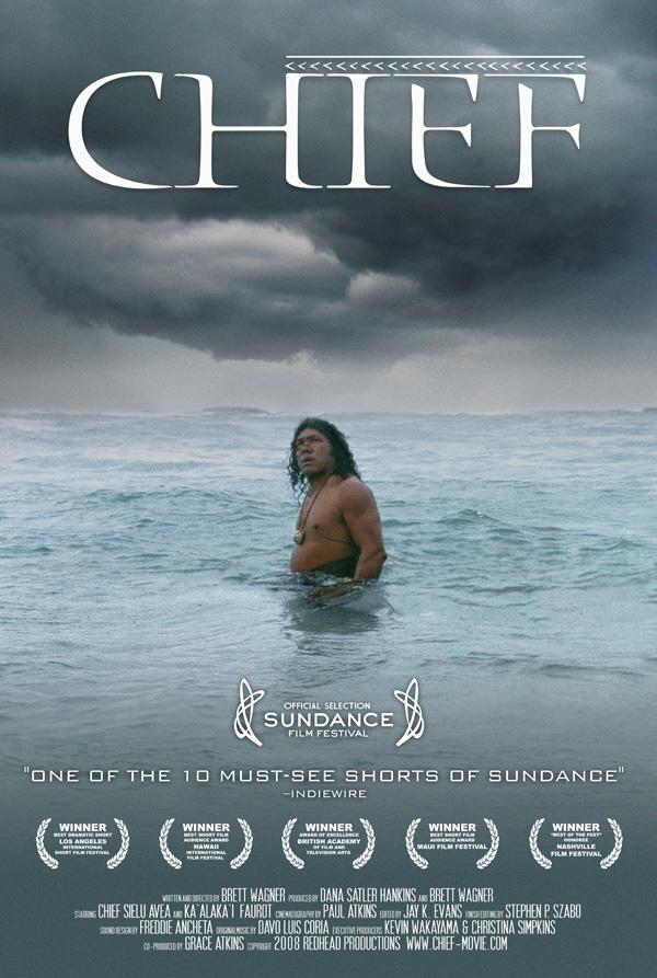 "Affiche du film ""Chief"" de Brett Wagner"
