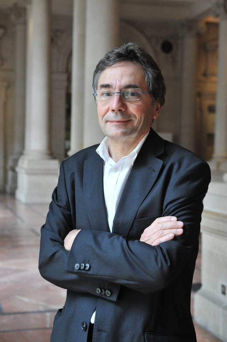 François Hubert, directeur du musée. (c) Photo F. Desmesure