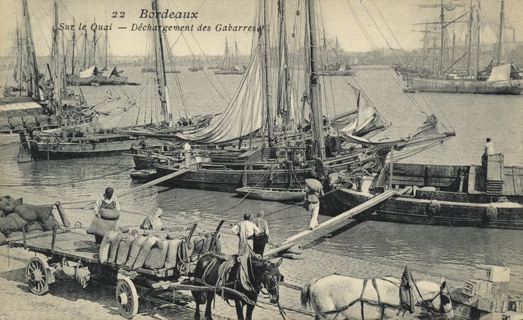 Carte Horizon Bordeaux.A World Maritime Horizon Le Site Officiel Du Musee D Aquitaine