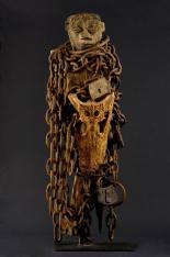 Fetiche fon de Benin, finales del siglo XIX – principios del siglo XX