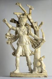 Estatua de Diana