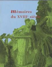 Catalogue d'exposition - Mémoires du XVIIIe siècle, © Musée Goupil