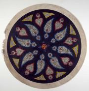 Carton de vitrail Dagrand. Photo mairie de Bordeaux