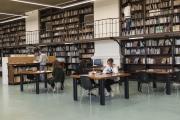 Bibliothèque © L. Gauthier, mairie de Bordeaux