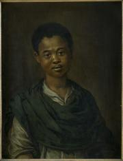 Retrato de un joven negro