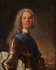 retrato duque de Richelieu