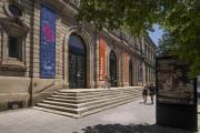 Façade du musée, photo L. Gauthier, mairie de Bordeaux