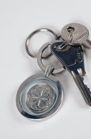 Porte clés rosace, © L. Gauthier mairie de Bordeaux