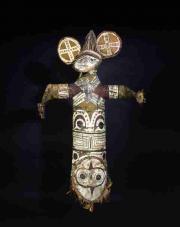 Statue masque Vanuatu