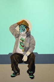 Donjuan, Carlos - Nasty Nez, 2009, coll. Cheech Marin, courtesy de l'artiste