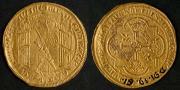Guyanés de oro, de Eduardo III