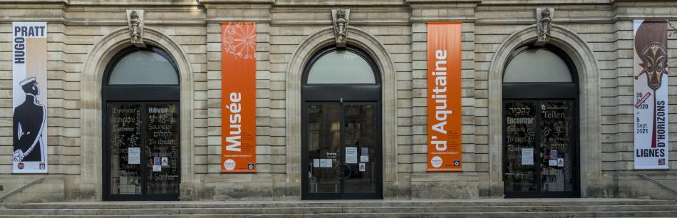 Façade du musée, photo L. Gauthier