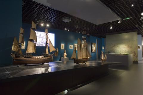 Sala del siglo XVIII. Foto ayuntamiento de Burdeos