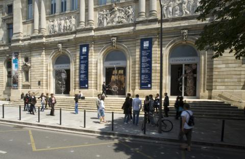 Le musée d'Aquitaine. Photo L. Gauthier mairie de Bordeaux