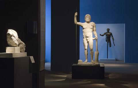Sala de la Antigüedad. Foto ayuntamiento de Burdeos