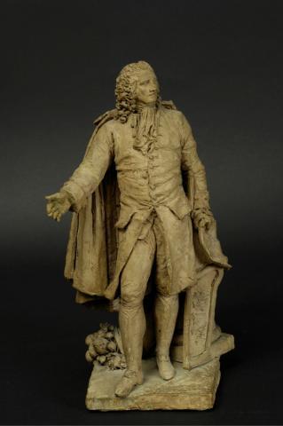 Estatua del marqués de Tourny
