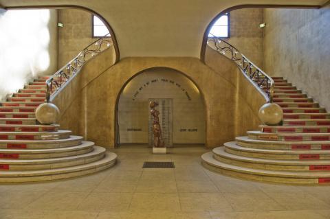Bourse du travail, photo F. Deval, mairie de Bordeaux