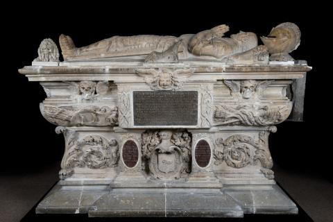 Cénotaphe de Montaigne © L. Gauthier, mairie de Bordeaux