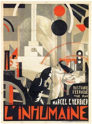 L'Inhumaine, Marcel L'Herbier, D.R.