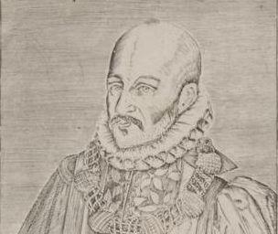 Portrait de M. de Montaigne, anonyme, coll. musée d'Aquitaine