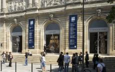 La façade du musée d'Aquitaine. Photo L. Gauthier mairie de Bordeaux