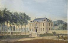 Château Chêne-Vert à Mérignac, ©photo L. Gauthier mairie de Bordeaux
