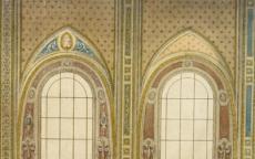 Projet pour la rénovation de l'église Notre-Dame de Bordeaux, ©photo L. Gauthier mairie de Bordeaux