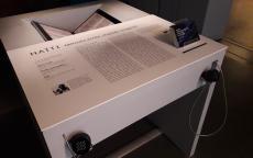 Installation sonore Guy Régis junior - Photo musée d'Aquitaine