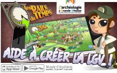 Appli-jeu Les Rails du Temps- jusqu'au 4 mars 2018