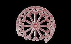 rosace-musée d'aquitaine- mairie de Bordeaux