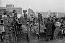 Les boîtes à lettres, (c) Gerald Bloncourt