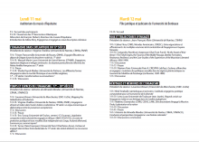 Programme des 5e Rencontres Atlantiques