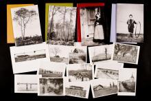 Cartes postales et carnets - exposition Félix Arnaudin ©Lysiane Gauthier, mairie de Bordeaux