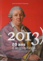 Catalogue d'exposition - Amis du musée d'Aquitaine : 20 ans d'acquisitions, © Mairie de bordeaux