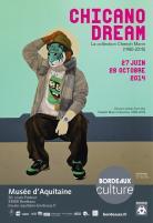 Catalogue d'exposition Chicano Dream, © Carlos Donjuán, © Mairie de Bordeaux