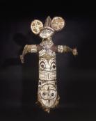 Estatua – máscara Vanuatu