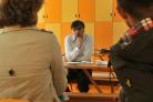 Nicolas Caraty, médiateur référent accessibilité. Photo L. Gauthier, mairie de Bordeaux