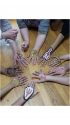 atelier des signes et des empreintes- photo mairie de Bordeaux