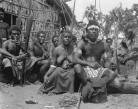 Habitants de l'île Guadalcanal, courtesy of Jack London papers