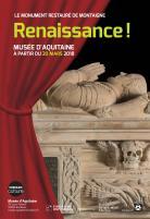 Affiche Le cénotaphe restauré de Michel de Montaigne