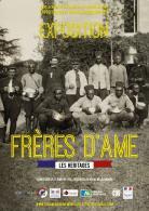 Frères d'âme - Les héritages - exposition itinérante. Table ronde au musée d'Aquitaine