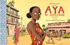 """""""Aya de Yopougon"""" film d'animation de Marguerite Abouet et Clément Oubrerie"""