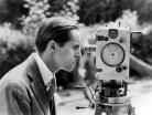René Clair, photo Stéphane Dabrowski, Cinémathèque française