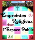 Empreintes du religieux dans l'espace public - colloque