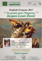 Un peintre pour l'Empereur. Jacques-Louis David, ©Souvenir napoléonien, © mairie de Bordeaux