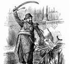John Tenniel, who says sick man now, Punch, may 1897
