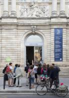 Journées du patrimoine 2014, ph. Lysiane Gauthier, mairie de Bordeaux