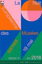Affiche Nuit européenne des Musées 2018