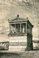 Monument des Néréides à Xanthos, Edward Falkener