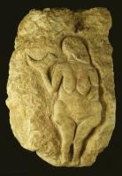 Vénus à la corne de Laussel. Photo Lysiane Gauthier, mairie de Bordeaux